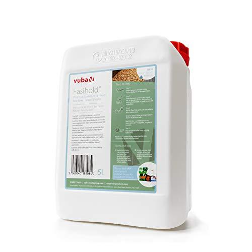 Vuba - Archivador de grava de resina con pulverización o mezcla a mano, 5 litros (Easihold)