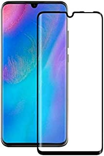Huawei P30 Lite 5D Tempered Glass Screen Protector, Black