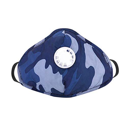 YYMQ médico Desechables médico sellada con Bucle elástico para los oídos 3 Capas Transpirables cómoda quirúrgica Sanitaria para Uso al Aire Libre Oficina en el hogar Hospital