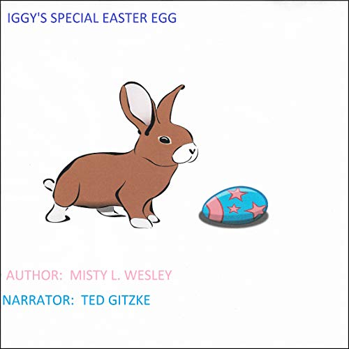 Iggy's Special Easter Egg cover art