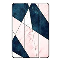 Fuleadture iPad mini 5 2019/iPad mini ケース,アンチドロップ 保護ショックプルーフ 三つ折りブラケット 傷防止 PUレザー+ PC 三段角度調節 シェルスタンドカバー iPad mini 5 2019/iPad mini Case-ad73