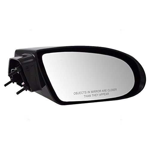 Aftermarket Replacement Passengers Manual Side View Mirror Compatible with 93-02 Camaro 10279331