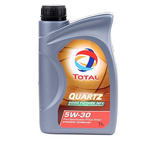 Totaal Quartz Toekomst NFC 9000 5W30 Motorolie TOT-171839 = 1L