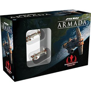 Fantasy Flight Games FFGD4323 Star Wars: Armada-Hammerhai Korvetten