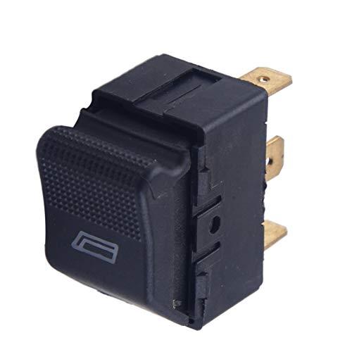 XXYHYQHJD La Ventana de energía eléctrica Interruptor de botón Panel de Control 7D0959855 for V-o-l-k-s-w-a-g-e-n Transporter T4 1996-2003