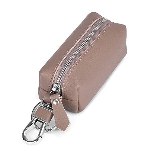 YXSMQC Heren autosleutel tas dames sleutelhanger heren en dames kleine portemonnee