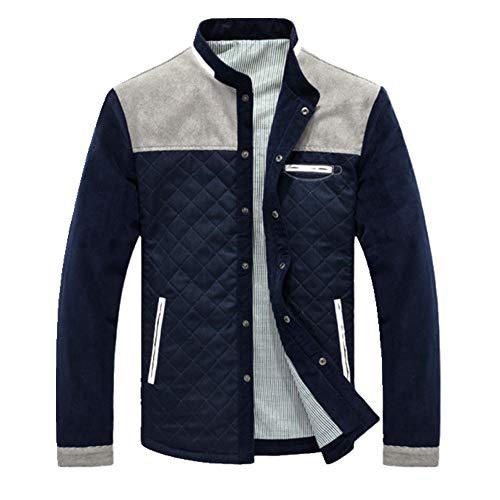 N\P La primavera y el otoño de los hombres chaqueta casual chaqueta caliente uniforme de béisbol chaqueta de los hombres
