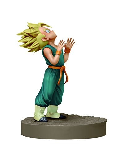 Banpresto Dragonball Z Dramatic Showcase Trunks 4th Season Vol.2 Statue 25353 image