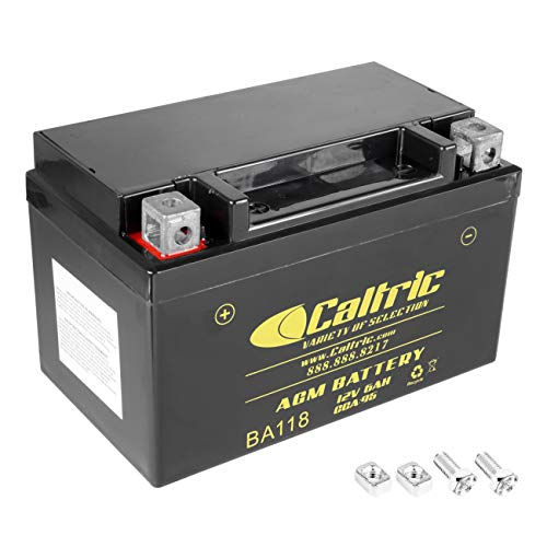 Caltric compatible with Agm Battery Kymco People S 50 125 150 200 2009 2010 2011 2012 2013