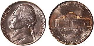 1942 D Wartime Nickel 5¢ Circulated