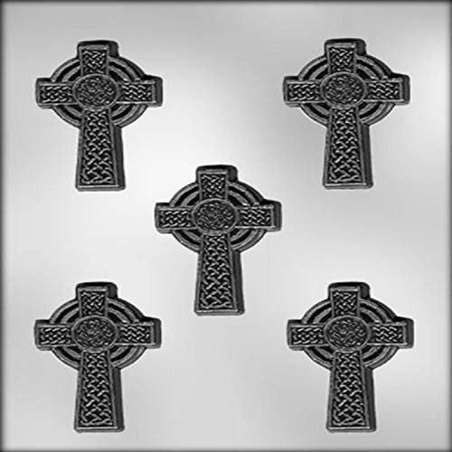 CK Products 3' Celtic Cross Choc Mold
