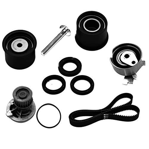 BeIilan 261303615002 Timing Belt Water Pump & Gasket Kit 261303615002 Water Pump Replacement for 04-08 Forenza Reno 2.0L Car Part