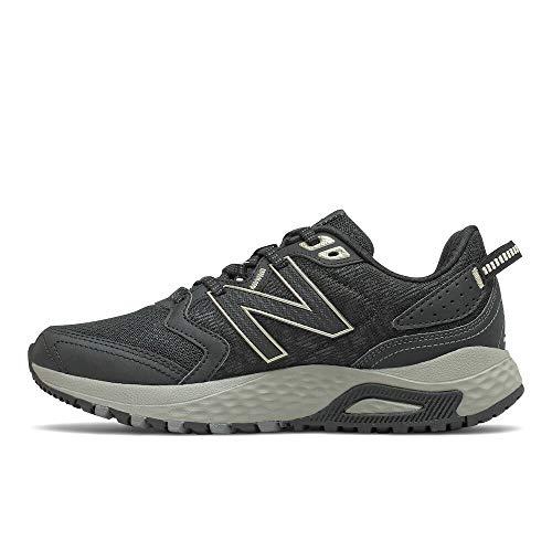 New Balance WT410V7, Zapatillas para Carreras de montaña Mujer, Black, 40 EU