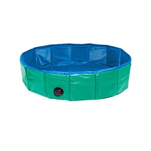 Karlie Doggy Pool, Durchmesser 120 cm, grün/blau
