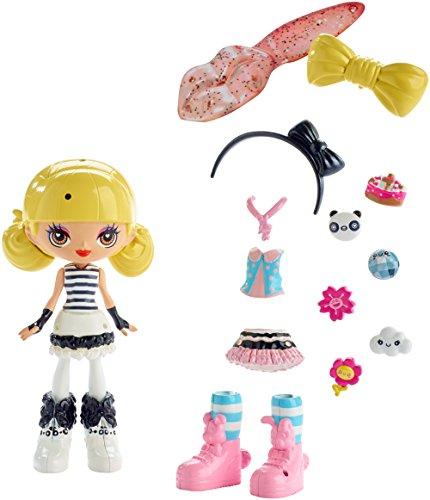 Mattel Kuu Kuu Harajuku Fashion Swap Fun G Doll