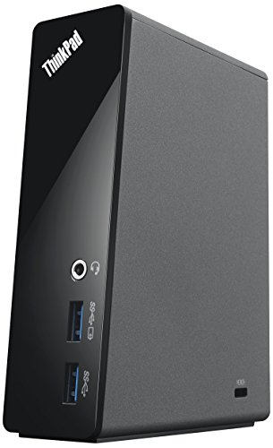 LENOVO ThinkPad OneLink Dock - Midnight Black (US)
