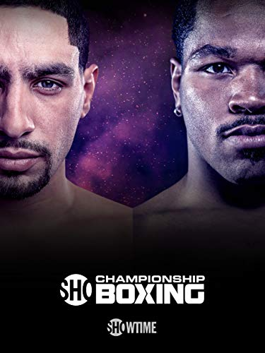 Showtime Championship Boxing: Garcia vs Porter