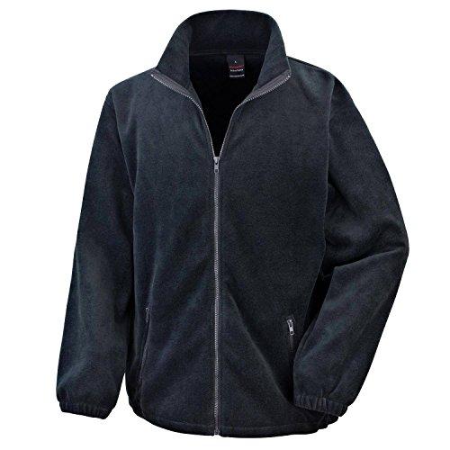 Résultat de base Mode Fit Outdoor Fleece - 6 Couleurs/Sml-3XL - Black - XL