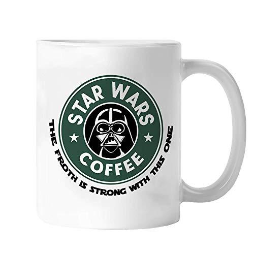 Not Applicable Star Wars Coffee mug - Darth Vader - Drink Coffee...