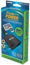 Ray-O-Vac PS734BT6 7-Hour Power Recharger with Batteries - Black