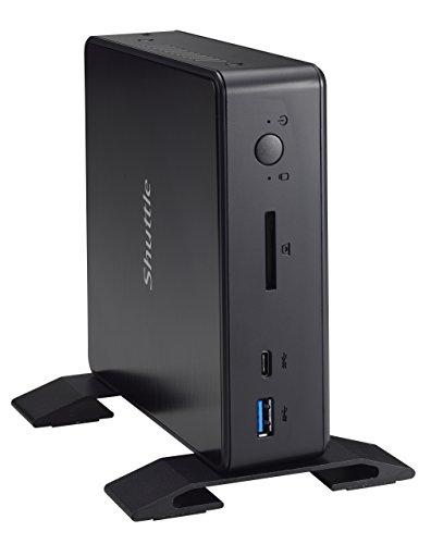Shuttle XPC Nano NC10U Mini Barebone PC Intel Celeron 4205U Embebido No Ram No HDD/SSD No SO