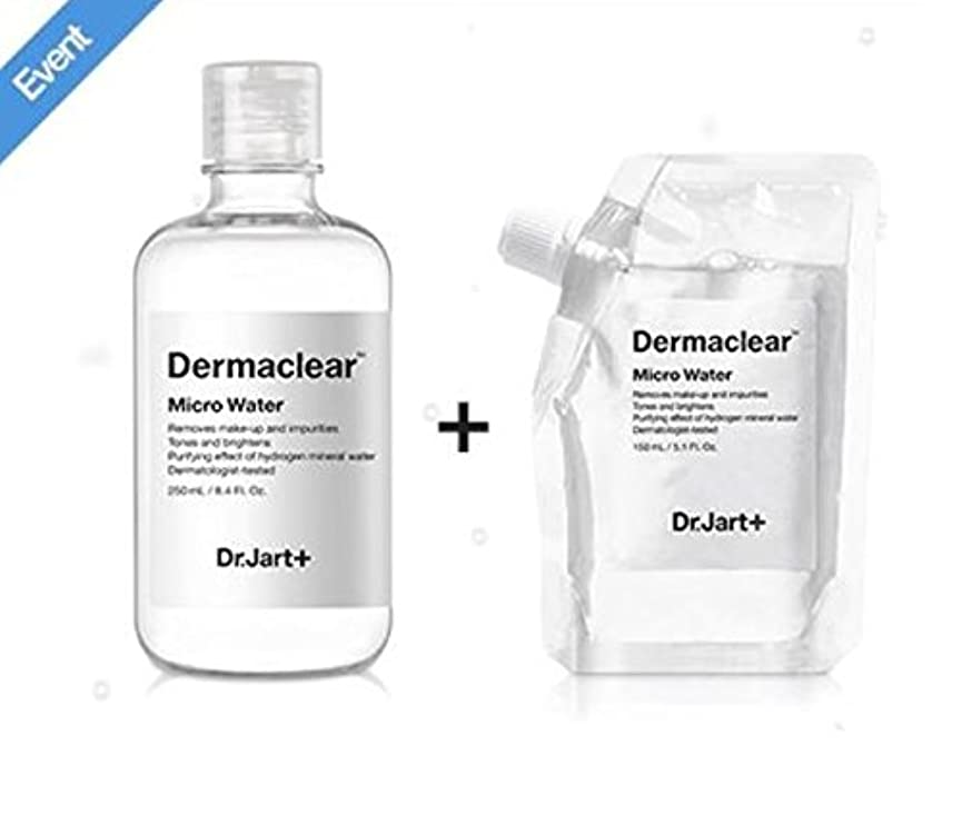 マーティンルーサーキングジュニアコミュニティ事務所ドクタージャルト[韓国コスメ Dr.Jart+]ダーマクリア マイクロ ウォーター250ml+150ml(リフィル) [korean cosmetic Dr.Jart+]Dermaclear Micro Water (250ml+150ml) [並行輸入品]