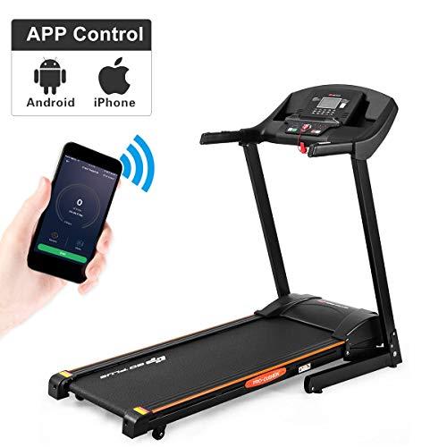 Goplus 2.5HP Electric Automatic Incline Treadmill
