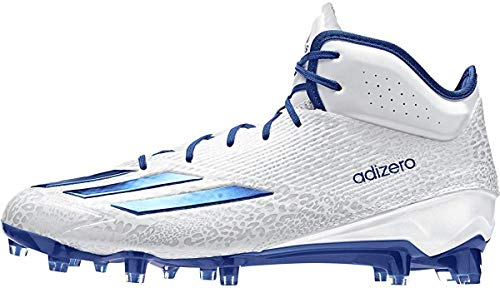 adidas Men's Adizero 5-Star 5.0 mid Football Shoe