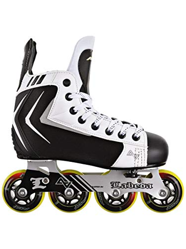 Alkali Lite Adjustable Junior Inline Roller Hockey Skates Size 2-5