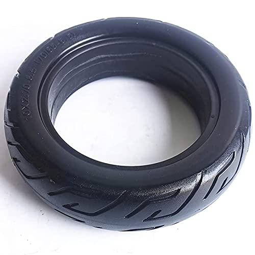 Neumáticos Sólidos para Scooter, Caucho Antideslizante Resistente Al Desgaste, Neumático Sin Mantenimiento Y a Prueba De Pinchazos, Neumático Sólido a Prueba