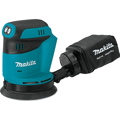 "Makita XOB01Z 18V LXT Lithium-Ion Cordless 5"" Random Orbit Sander, Tool Only Florida"