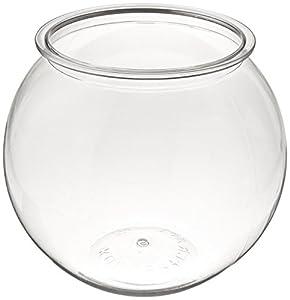 Tom Tominaga Oscar ATOBL10RPET Plastic Bowl Round, 1 Gallon