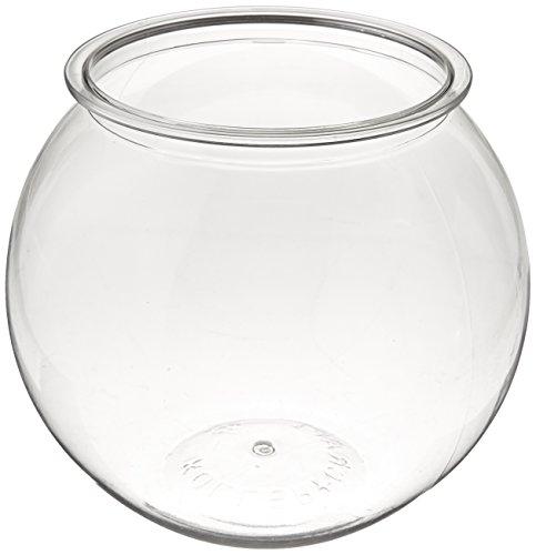 Koller Products Panaview 1-Gallon Globe Fish Bowl (BL10RFFP)