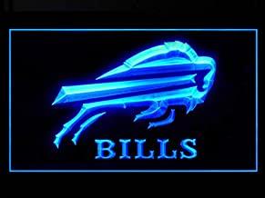 Buffalo Bills Football Led Light Sign