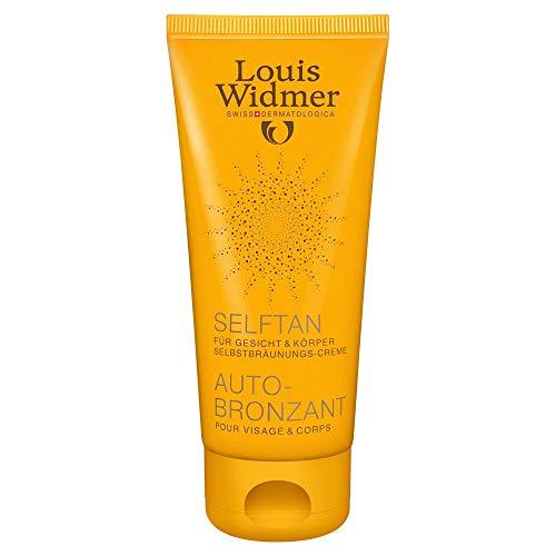 WIDMER Selftan Lotion leicht parf, 100 ml