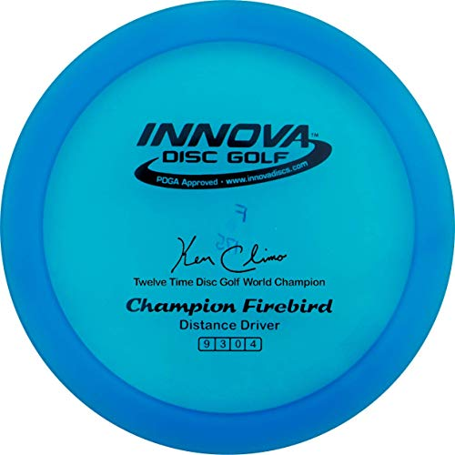 Innova Disc Golf Champion Material Firebird Golf Disc