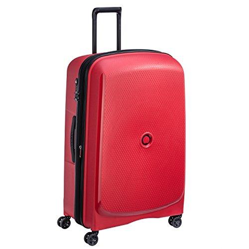 DELSEY PARIS BELMONT PLUS Valise, 123 litres, rouge