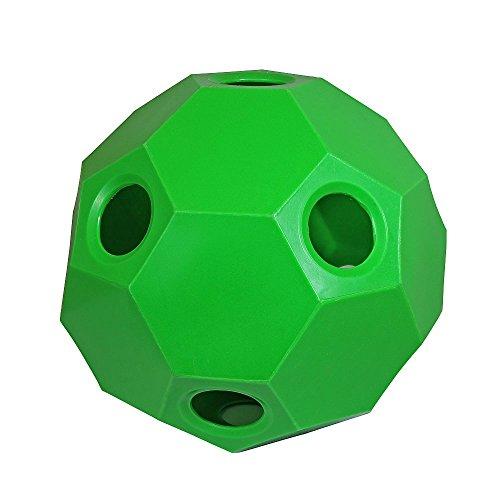 Hay Play Heuball Futterball Heufütterer Pferde Pferdespielzeug grün