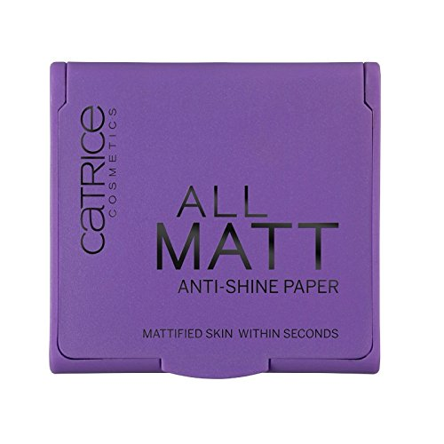 Catrice - Anti-Shine Papier - All Matt Anti-Shine Paper