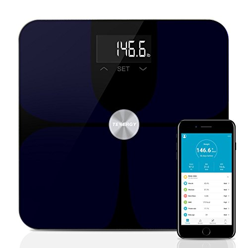For Sale! Tenergy Vitalis Body Fat Scale, High Precision Smart APP Scale, BMI Scale, Wireless Blueto...