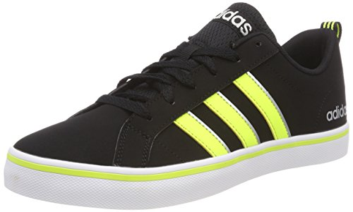 adidas Herren VS Pace Fitnessschuhe, Schwarz (Negbas/Amasol/Plamet 000), 40 2/3 EU