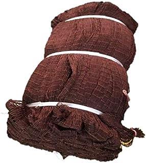 漁網 ナイロン 18本×8節 100掛×100間 (約20キロ)