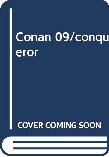 Conan 09/conqueror 0441114660 Book Cover