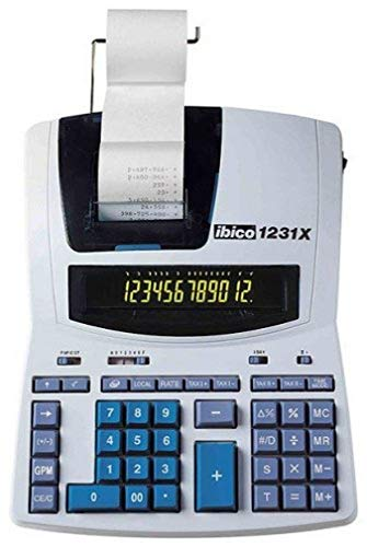 IBICO 1231X Calcolatrice Stampante - IB404009