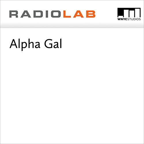 Alpha Gal audiobook cover art
