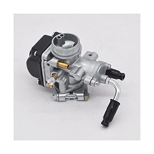 Stroke ATV Carburetor Carburetor CARBURATTOR Moped For S&cooter M&anual P&HBG 17.5 19.5 Mm For C&lone D&ellorto P&HBG 17.5 19.5 AD Carburetor Kit (Color : 19.5)
