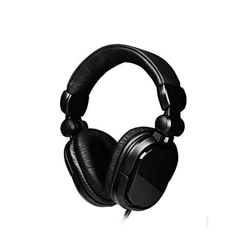 MiaoMiao Head-Mounted Monitor Muziek Hoofdtelefoon Piano Kamer Vr Bibliotheek Opname Studio Gids Station Video Lente Lijn Hoofdtelefoon