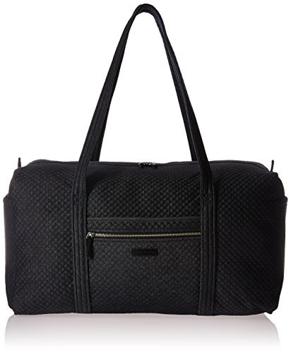 Vera Bradley Large Travel Duffel, Denim Navy
