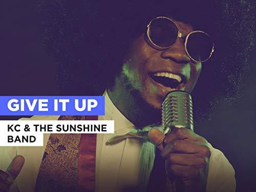 Give It Up al estilo de KC & the Sunshine Band