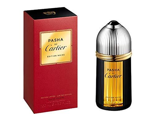 Cartier Eau de Toilette Pasha Ultimate Edition Noire 100 ml 100 ml